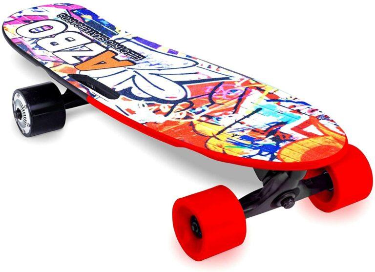Azbo Electric Skateboard Longboard with Remote Control