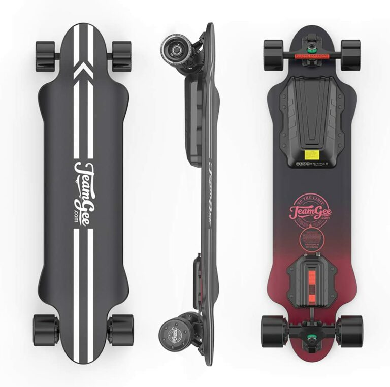 "Teamgee H20 39"" Electric Skateboard"