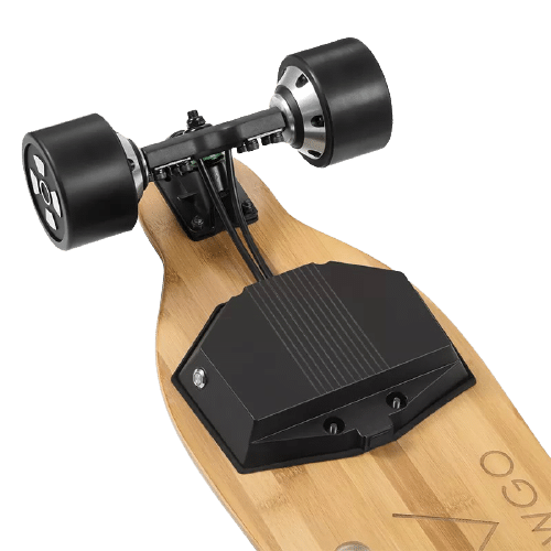 back of wowgo 2s