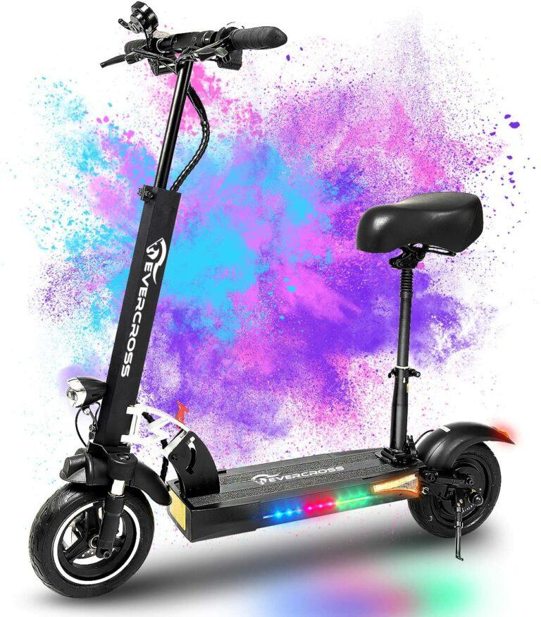 EVERCROSS Folding Electric Scooter