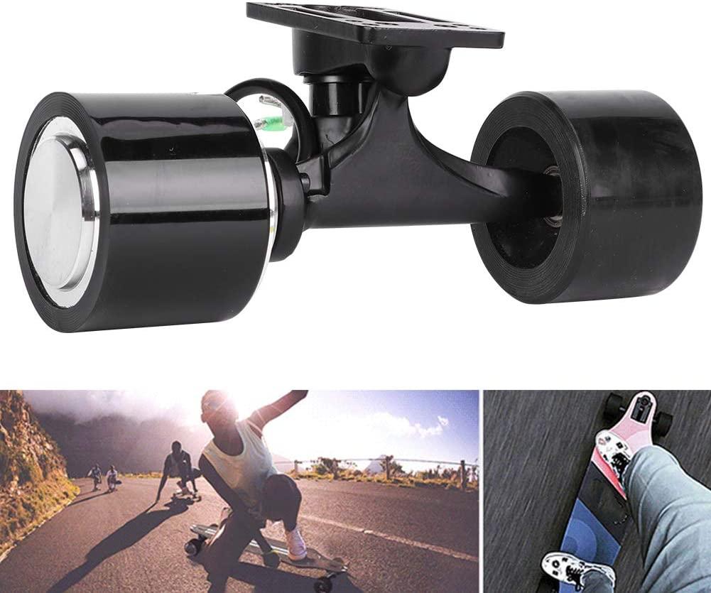 Demeras Hub Motor Kit used on skateboards