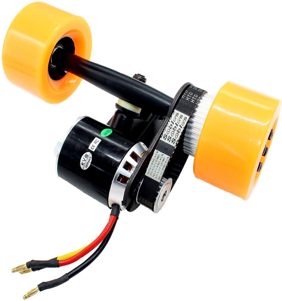 Vanpro DIY Electric Skateboard Wheel Kit Set