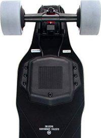 Backfire G2 Galaxy Electric Skateboard - close up