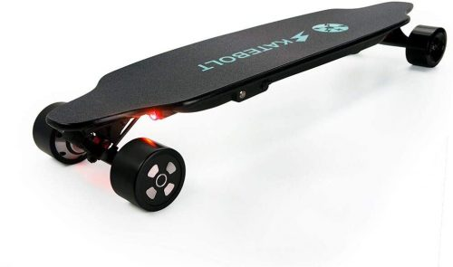 SKATEBOLT Tornado II Electric Skateboard with Remote Controller