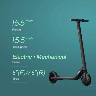 Segway Ninebot ES2 Features