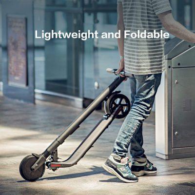 Segway Ninebot ES2 Foldability